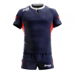Kit Rugby Max Blu