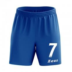 Numero piccolo pantaloncino