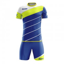 KIT LYBRA ELECTRIC ROYAL-GIALLO FLUO