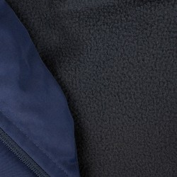 Zeus Giubbotto Panchina Blu Interno Imbottitura Pile