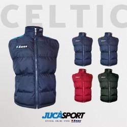 Smanicato Piumino Celtic Zeus Sport Colori Disponibili