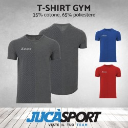 T-shirt fitness palestra Gym Zeus