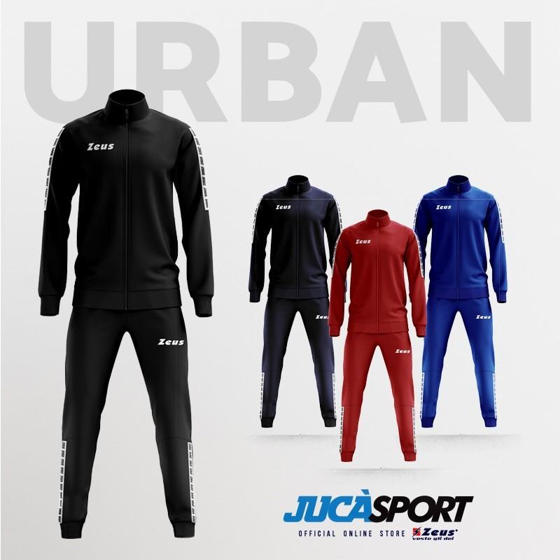 Tuta Urban Colori Disponibili