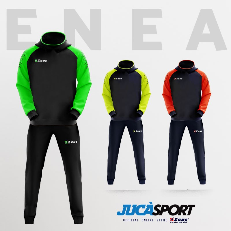 Tuta Zeus Sport Enea Colori Disponibili