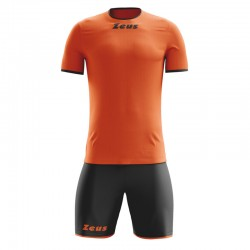 KIT STICKER ARANCIO FLUO/NERO