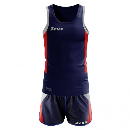Kit Running Atlante Blu