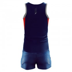 Zeus Sport Kit Atlante Blu Retro