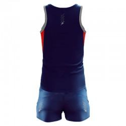 Zeus Sport Kit Atlante Blu Retro