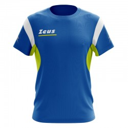 Zeus Sport T-shirt Atlante MC Royal