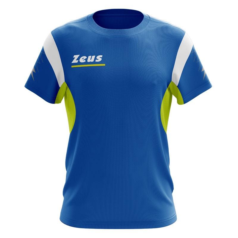 Zeus Sport T-shirt Atlante MC Royal