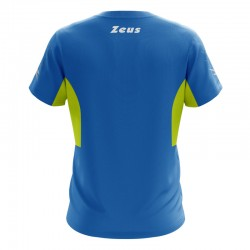 Zeus Sport T-shirt Atlante MC Royal Retro