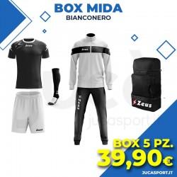 Zeus Box Mida - Bianconero