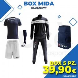 Zeus Box Mida - Bluenavy