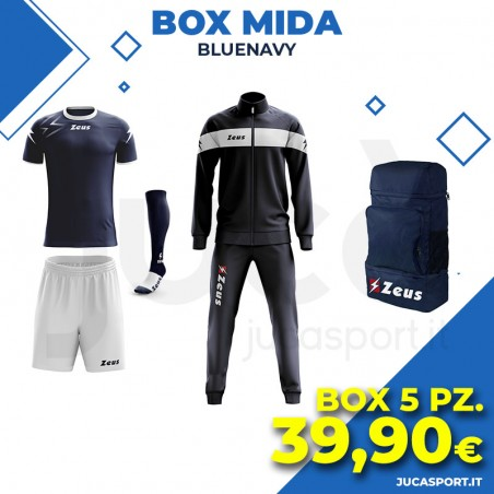 Box Mida BLUENAVY