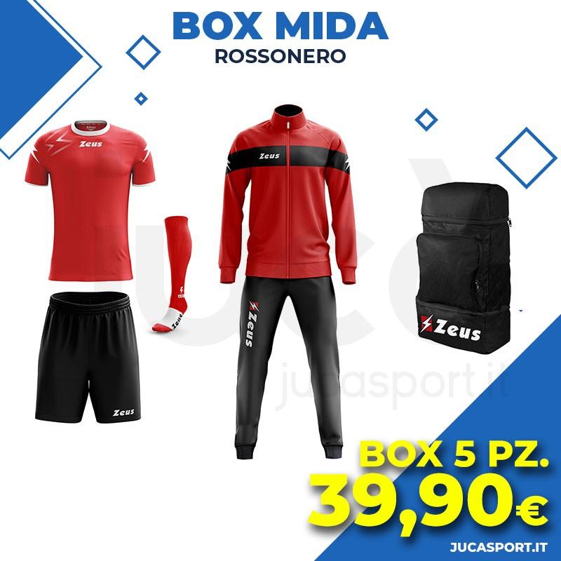 Zeus Box Mida - Rossonero