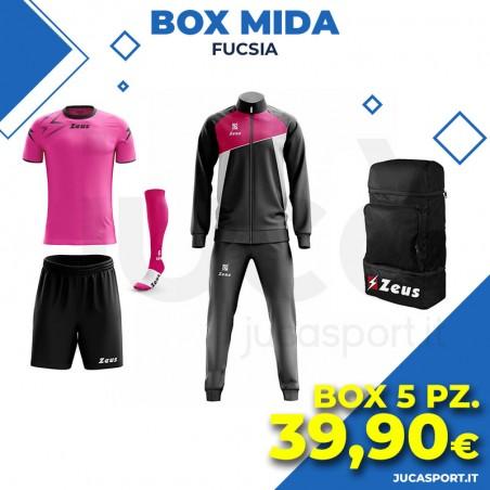 Box Mida FUCSIA